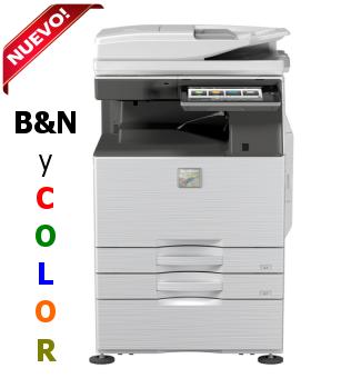 Sharp Mx 3550n B Amp N Y Color Digital Copy