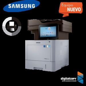 Multifuncional Samsung SL-M4580FX