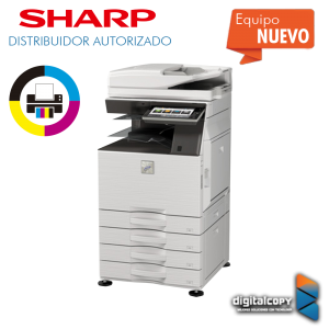 Multifuncional Sharp MX-3070 / 3570 / 4070