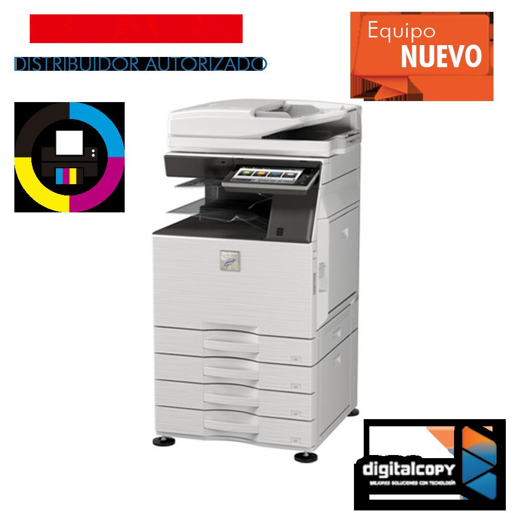 Multifuncional Sharp MX-3070 / 3570 / 4070