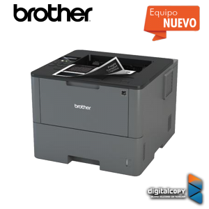 Impresora Brother HL-L6200DW
