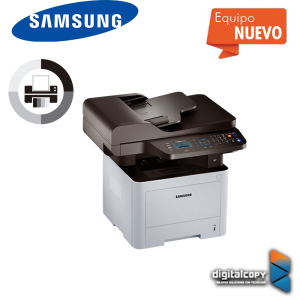 Multifuncional Samsung SL-M4072FD