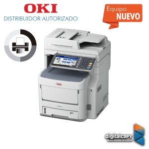 Multifuncional oki mps5502mb