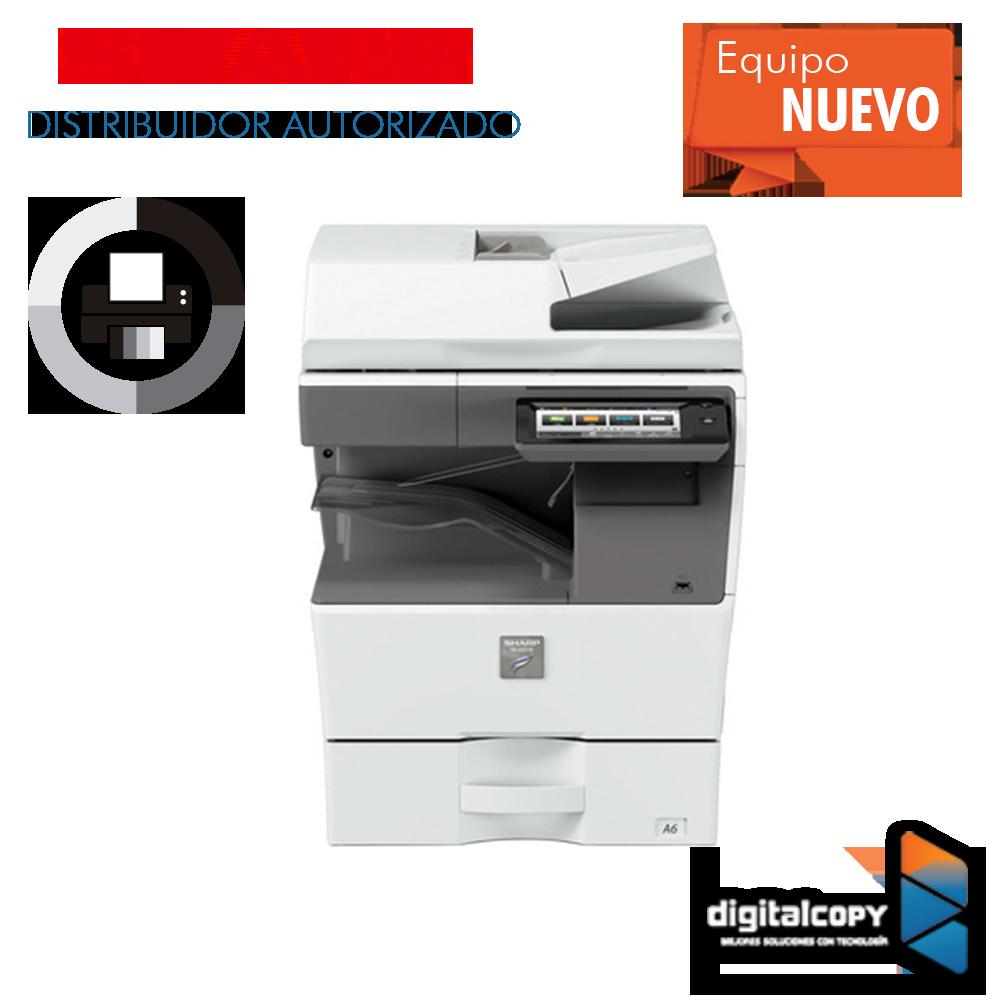 Multifuncional Sharp MXB455W