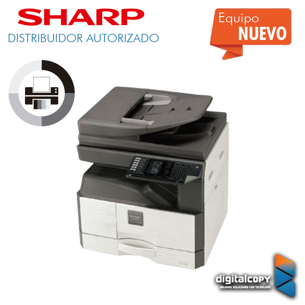 Multifuncional SHARP AR6020D