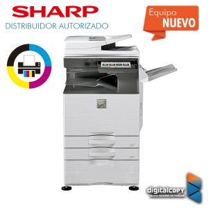 Multifuncional Sharp MX-5050V / 6070V
