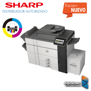 Multifuncional Sharp MX-7090N/8090N